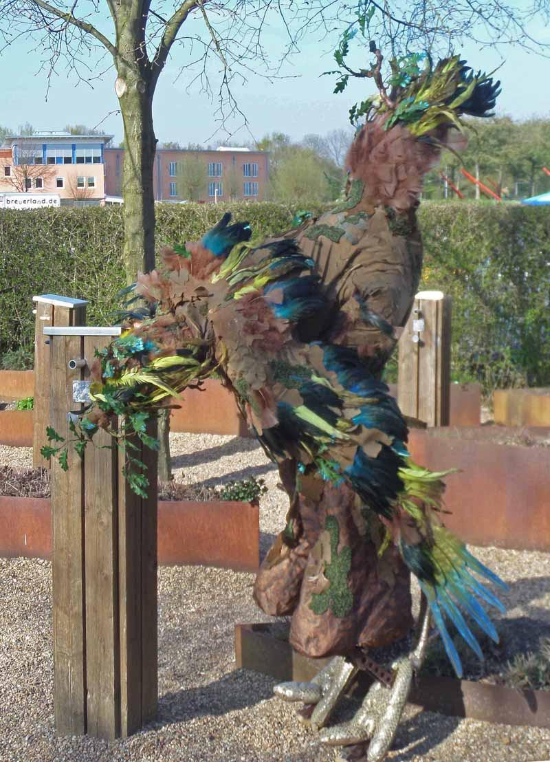 Baumvogel Pantao