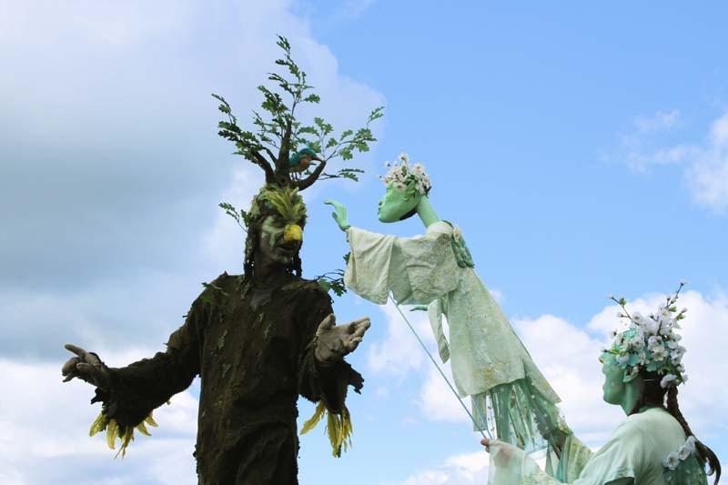 Produktion Birkenlicht und Vogelbaum Pantao
