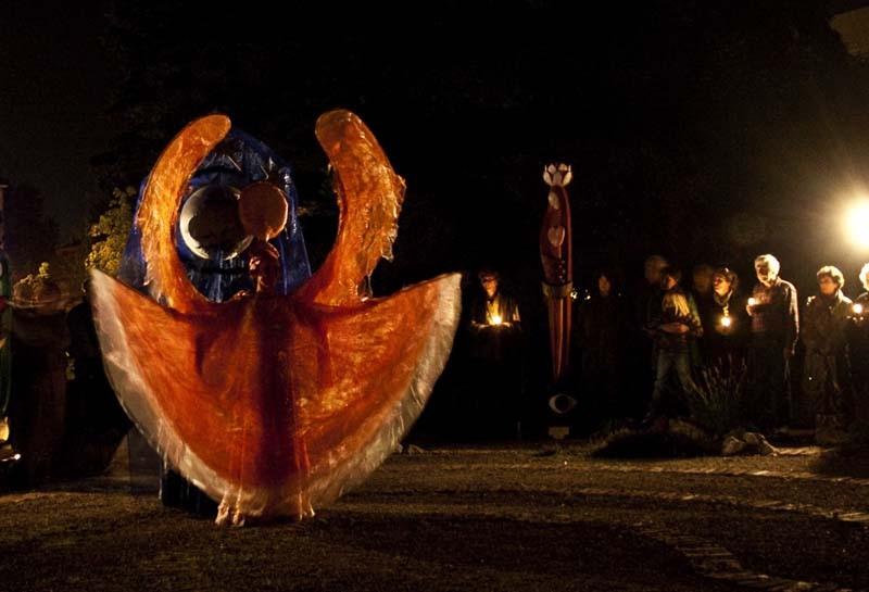 Morgenröte und Nachtfee, Labyrinth-Fest Euskirchen Pantao