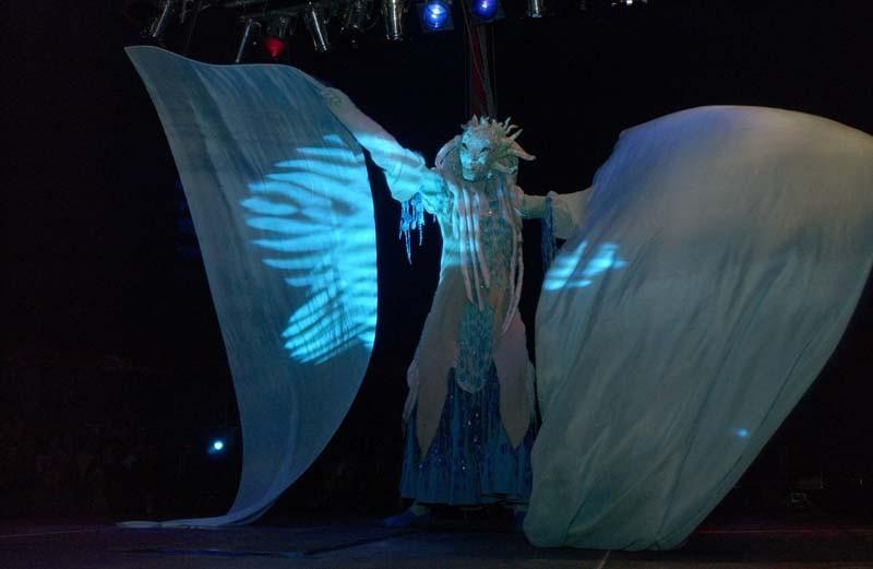 Wasserfrau Pantao, Gala, Firmenveranstaltung, Tanz Choreographie